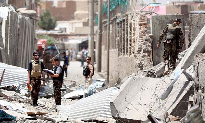 21 muertos y 100 heridos por coche bomba en Afganistán | EL FRENTE
