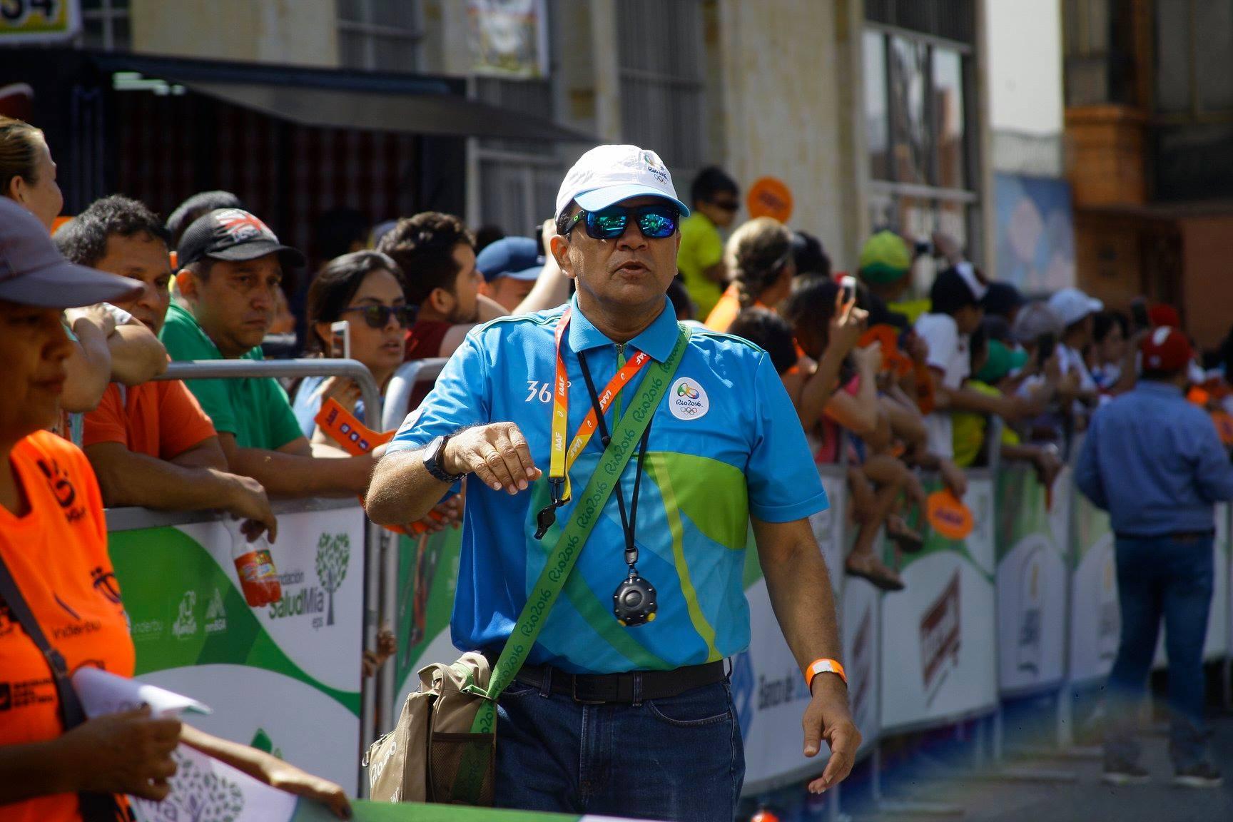 Jaime Santos máxima autoridad en Suramericano de Guayaquil | Deportes | EL FRENTE