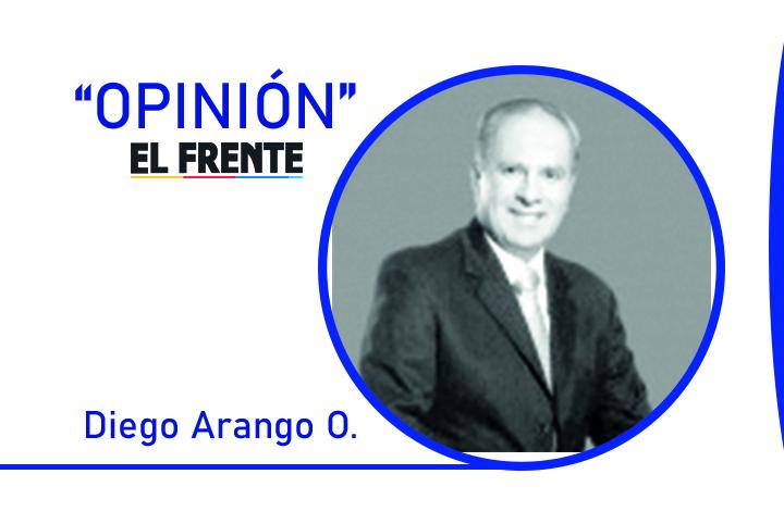 La Colombia que no queremos Por: Diego Arango O. | Opinión | EL FRENTE