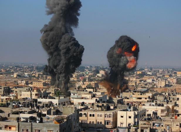Escalada militar de Israel deja más de 120 muertos | foto | EL FRENTE