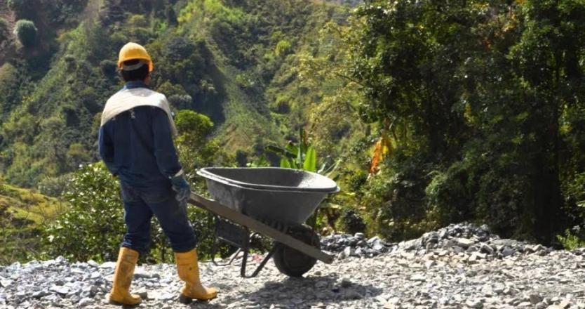 """""""Hay que darle el sí a la pequeña minería""""   Local   Política   EL FRENTE"""