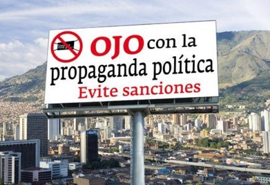 Estas son las reglas para propaganda política durante elecciones del 2022   Local   Política   EL FRENTE