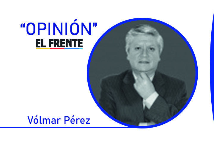 Se protege es la protesta pacífica Por: Vólmar Pérez Ortiz | Opinión | EL FRENTE