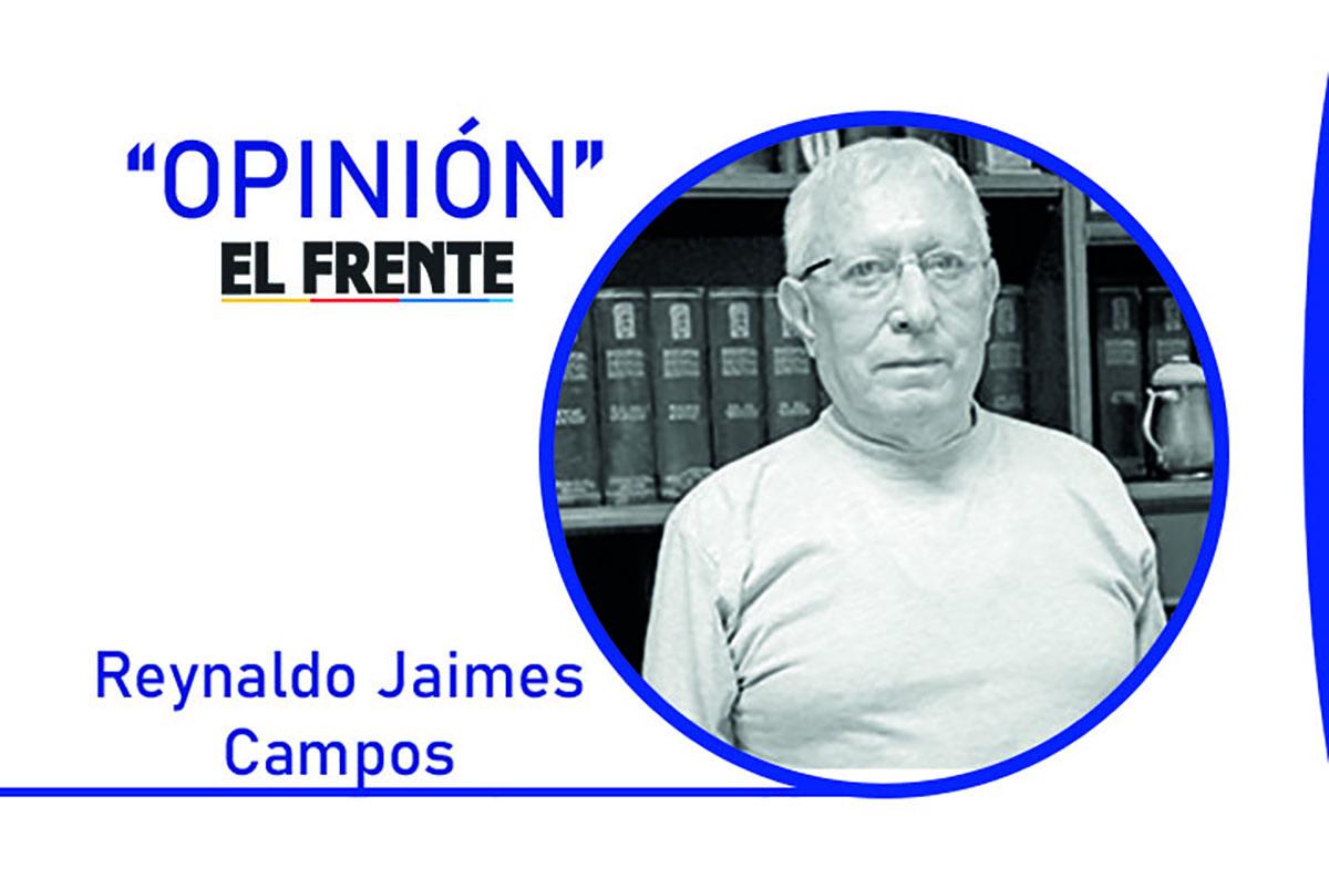 Crisis del Mundo por la pandemia según Francisco Por: Reynaldo Jaimes Campos | Opinión | EL FRENTE