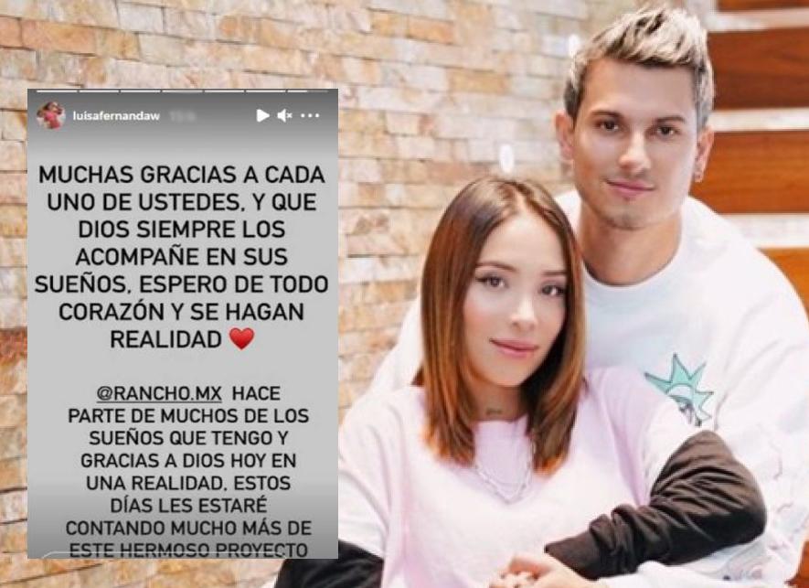 Luisa Fernanda W y Pipe Bueno pasarán de las redes sociales a la cocina | EL FRENTE