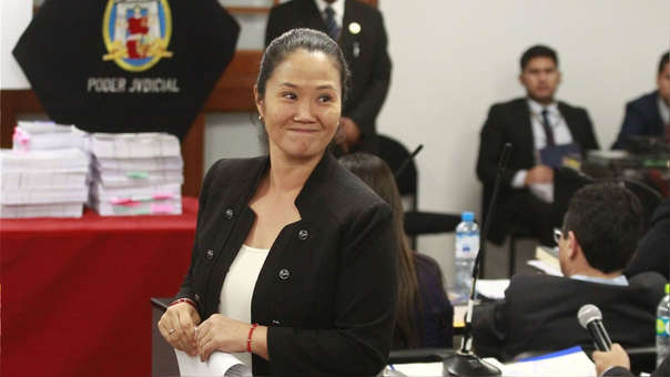 Piden prisión preventiva contra Keiko Fujimori | EL FRENTE