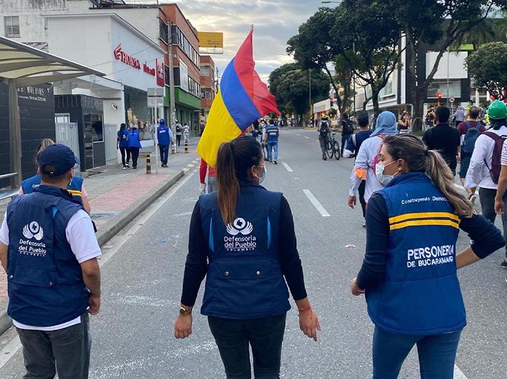 Personeros del área metropolitana se unieron al clamor de los expertos   EL FRENTE