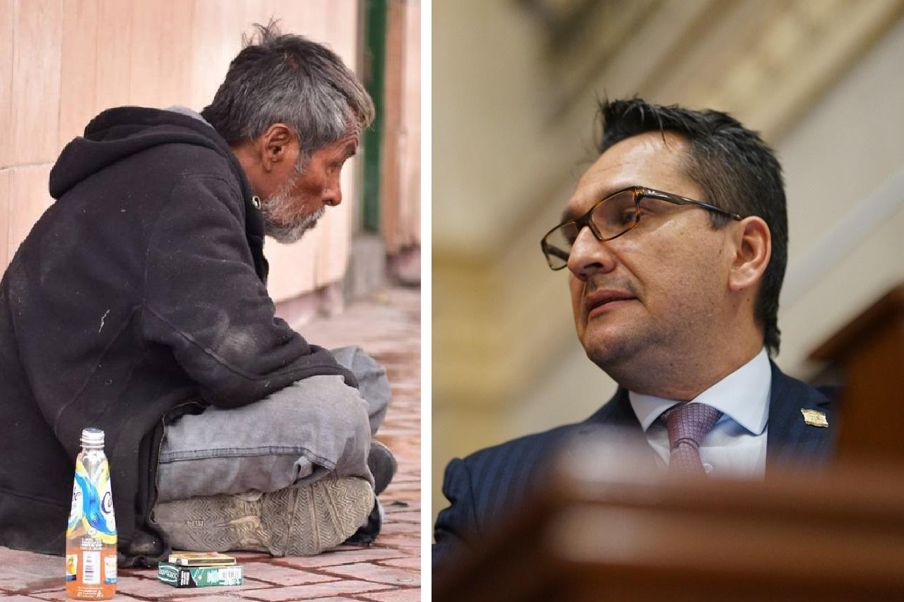 Representante Víctor Ortiz propone subsidio para los nonos abandonados | EL FRENTE