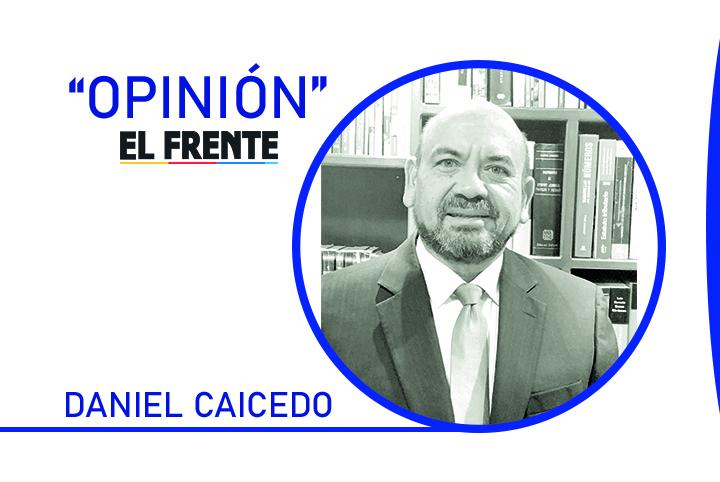 Adefesio jurídico Por: Daniel Caicedo* | EL FRENTE