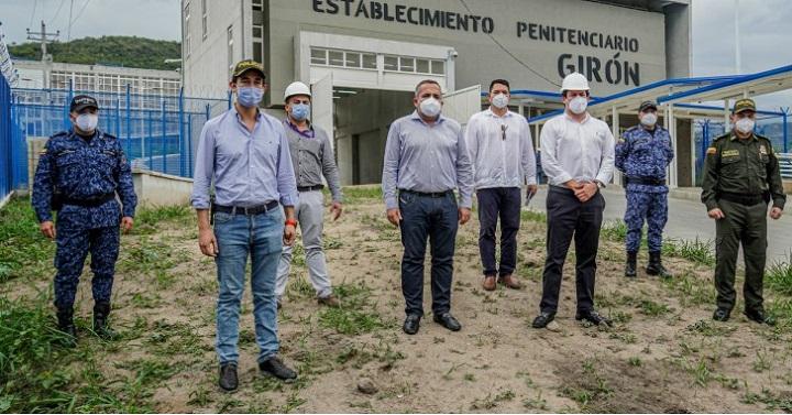 Nuevo pabellón de la cárcel de Girón es una papa caliente y ya presenta la primera huelga de hambre | Santander | EL FRENTE