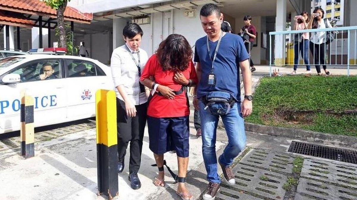 30 años de prisión por torturar hasta la muerte a empleada | foto | EL FRENTE