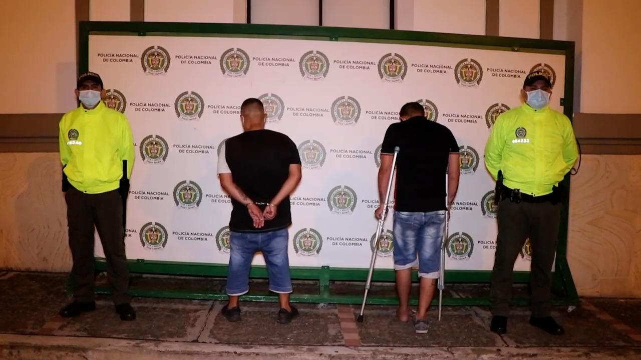 VIDEO. Atraparon al sobrino prófugo que mató a su tío en Girón | Local | Justicia | EL FRENTE