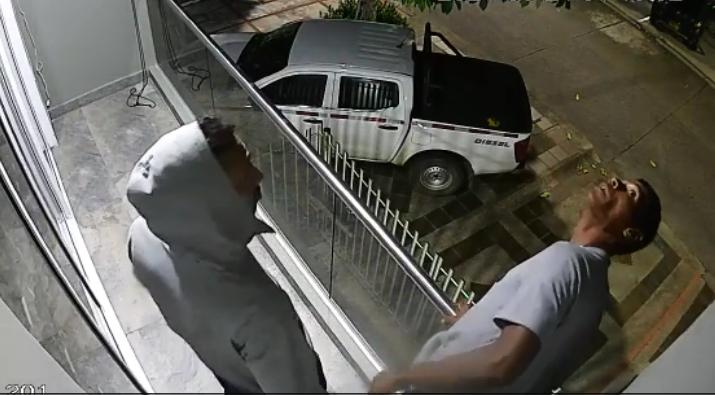Ladrones que azotan Barrancabermeja quedaron captados en video | Local | Justicia | EL FRENTE