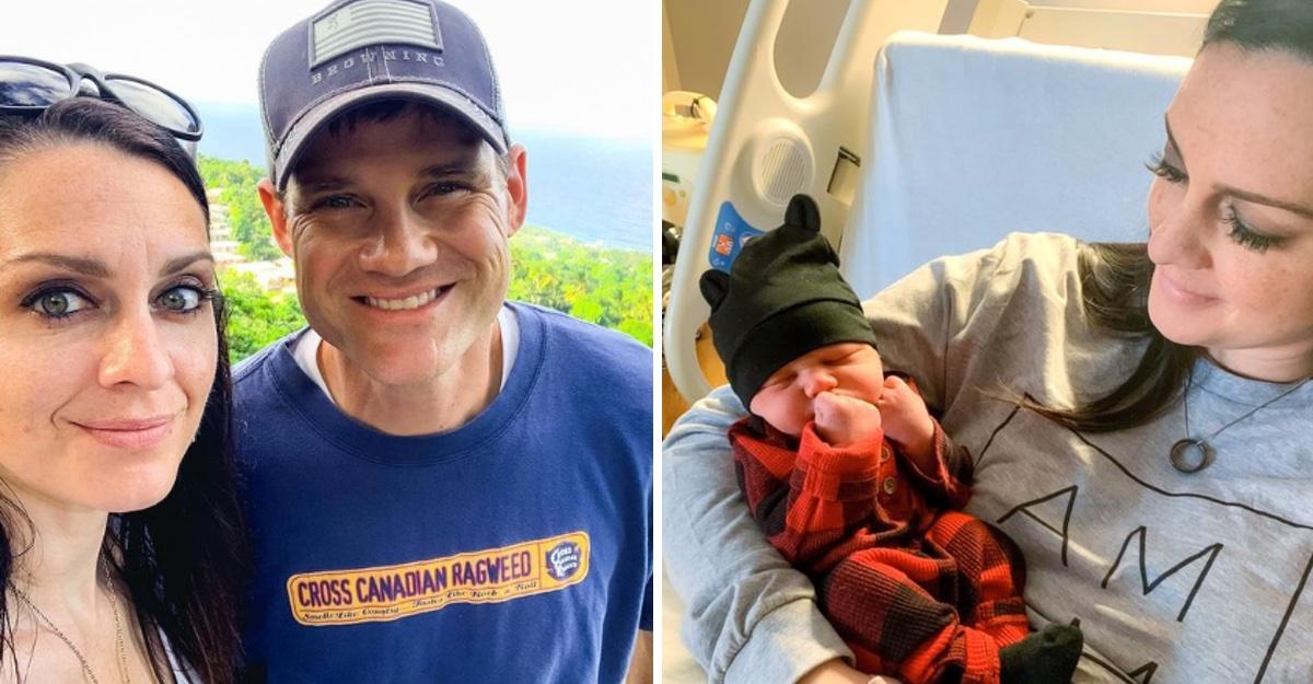 Enviudó y 14 meses después dio a luz al bebé de su esposo fallecido | EL FRENTE