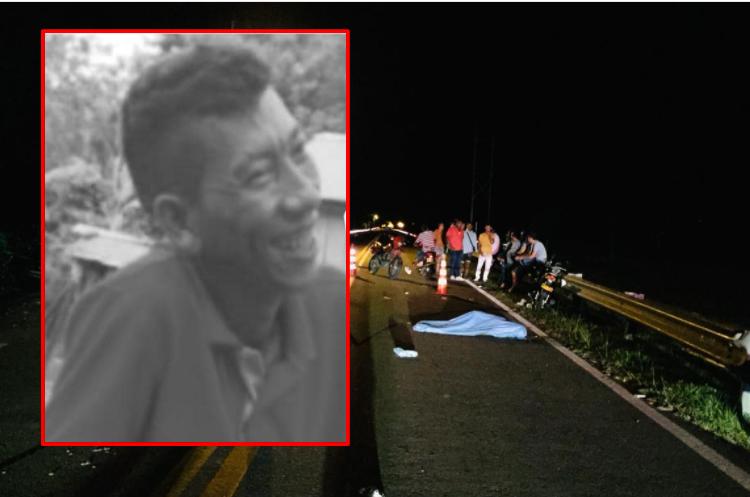 A Alexander la muerte lo sorprendió camino a casa  | EL FRENTE