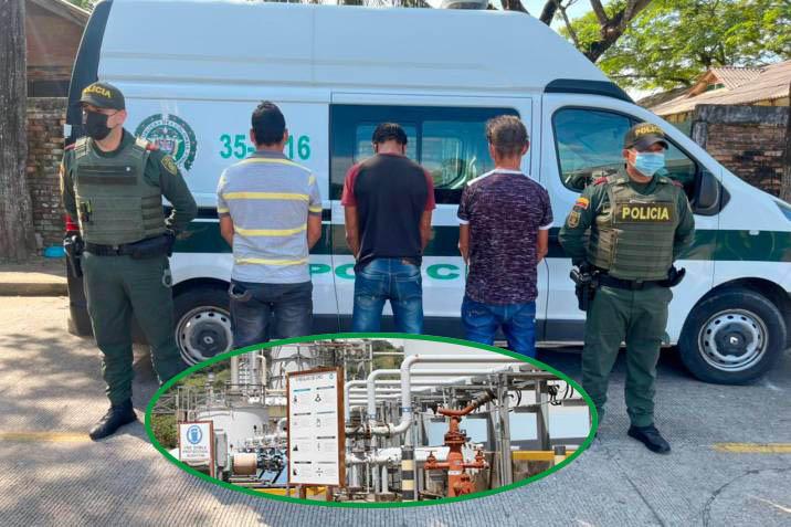 Ecopetrol fue víctima de hampones que querían robarle 19 millones de pesos    EL FRENTE