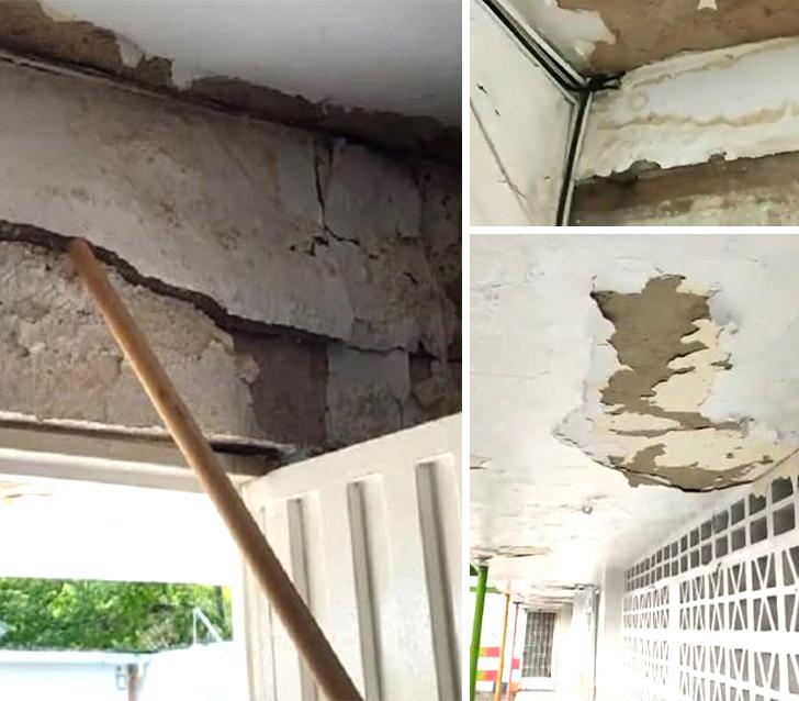 Padres de familia se quejaron de infraestructura de colegio en La Victoria | EL FRENTE