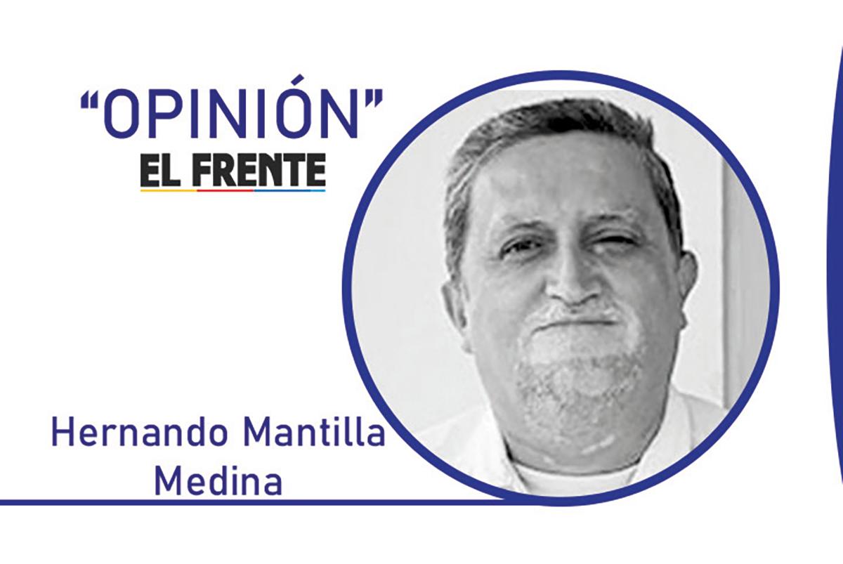 La Defensoría, una gran aliada en mi labor Por: Hernando Mantilla Medina   EL FRENTE