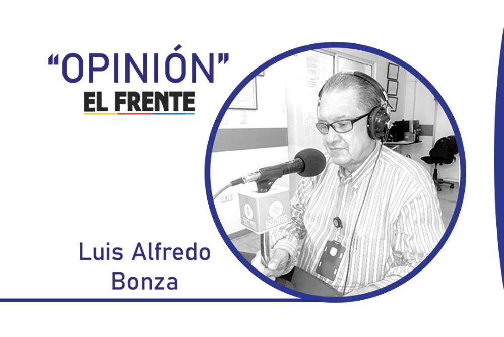 Estación Policía del Norte: Gloria-Honra-Poder Patrio Por: Luis Alfredo Bonza   EL FRENTE