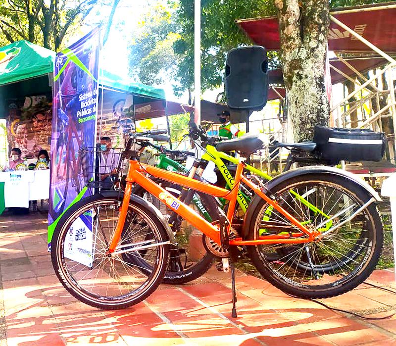 Inició la séptima semana de la Bicicleta en Bucaramanga | Metro | EL FRENTE