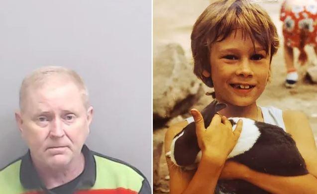 Luego de 33 años atrapan a violador y asesino de un niño   foto   EL FRENTE