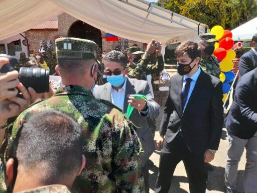 Asamblea de Santander condecora a Militares | Local | Política | EL FRENTE
