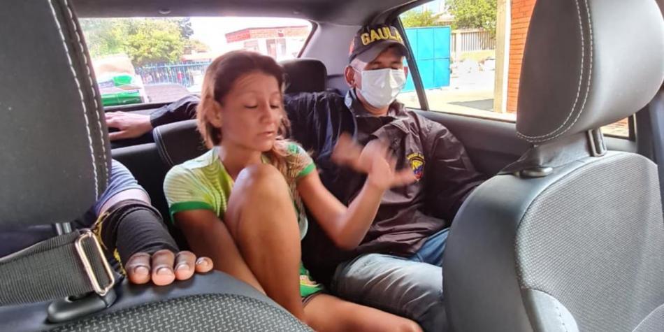 Primero dijeron que estuvo secuestrada, luego que no  | EL FRENTE