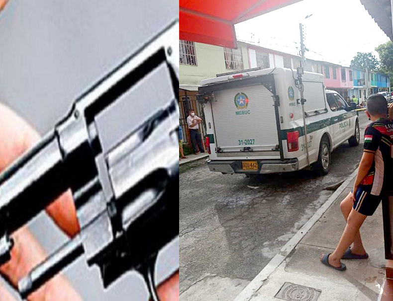 Niña de 7 años murió al dispararse con un arma que habían dejado en la casa | Justicia | EL FRENTE