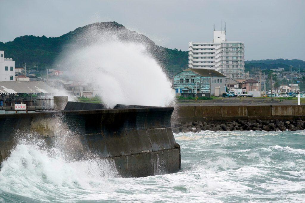Tormenta tropical Nepartak podría tocar tierras japonesas este martes   foto   EL FRENTE