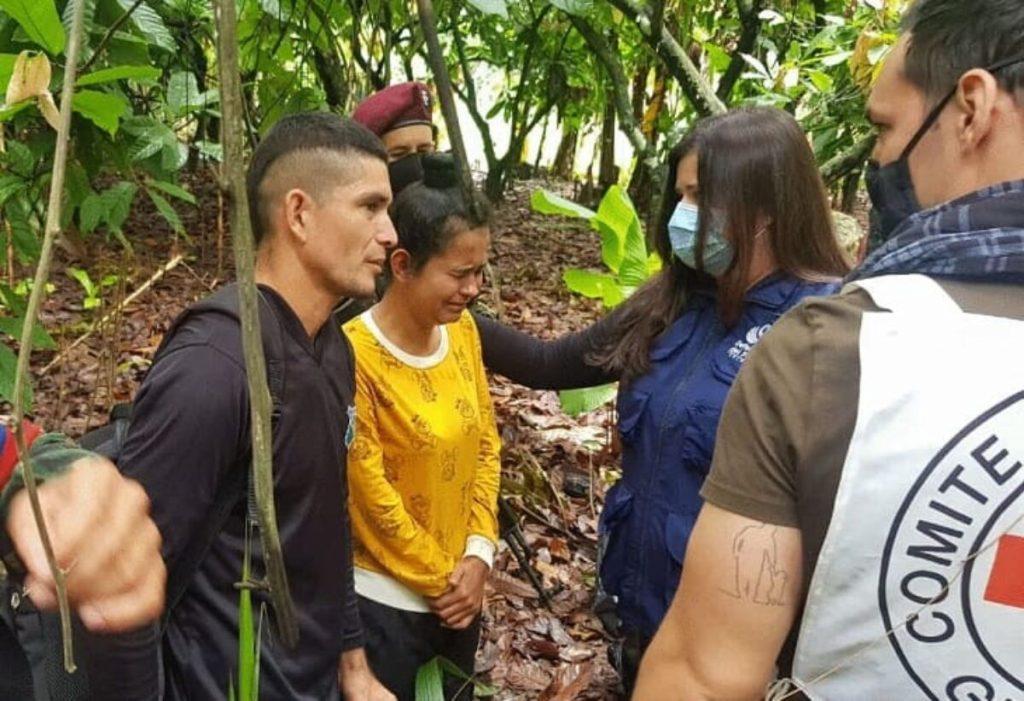 Pareja de campesinos duró 18 días secuestrada | Justicia | EL FRENTE