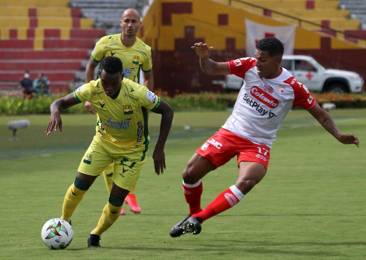 Bucaramanga ganó con muchas dudas defensivas | Deportes | EL FRENTE