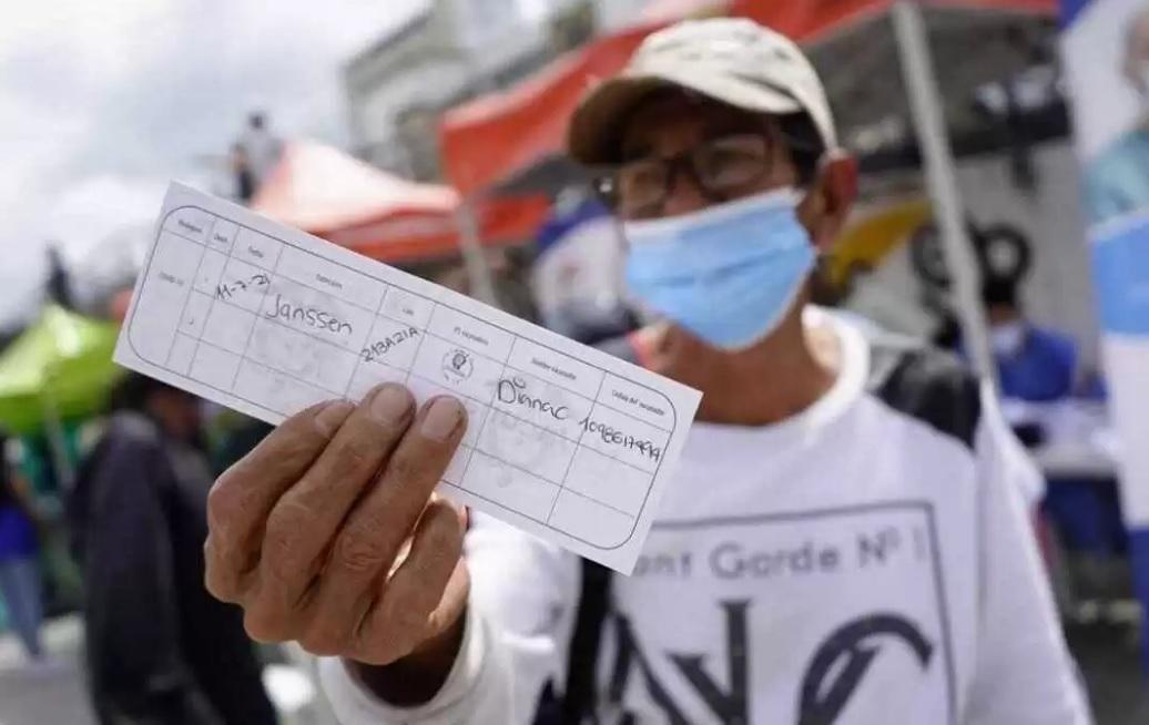 Cifras reportadas sobre vacunación Covid en Santander dan cuenta que no hay etapas completas | Región | Santander | EL FRENTE