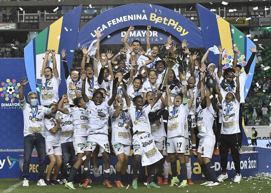 Deportivo Cali el nuevo campeón de la Liga Femenina | EL FRENTE