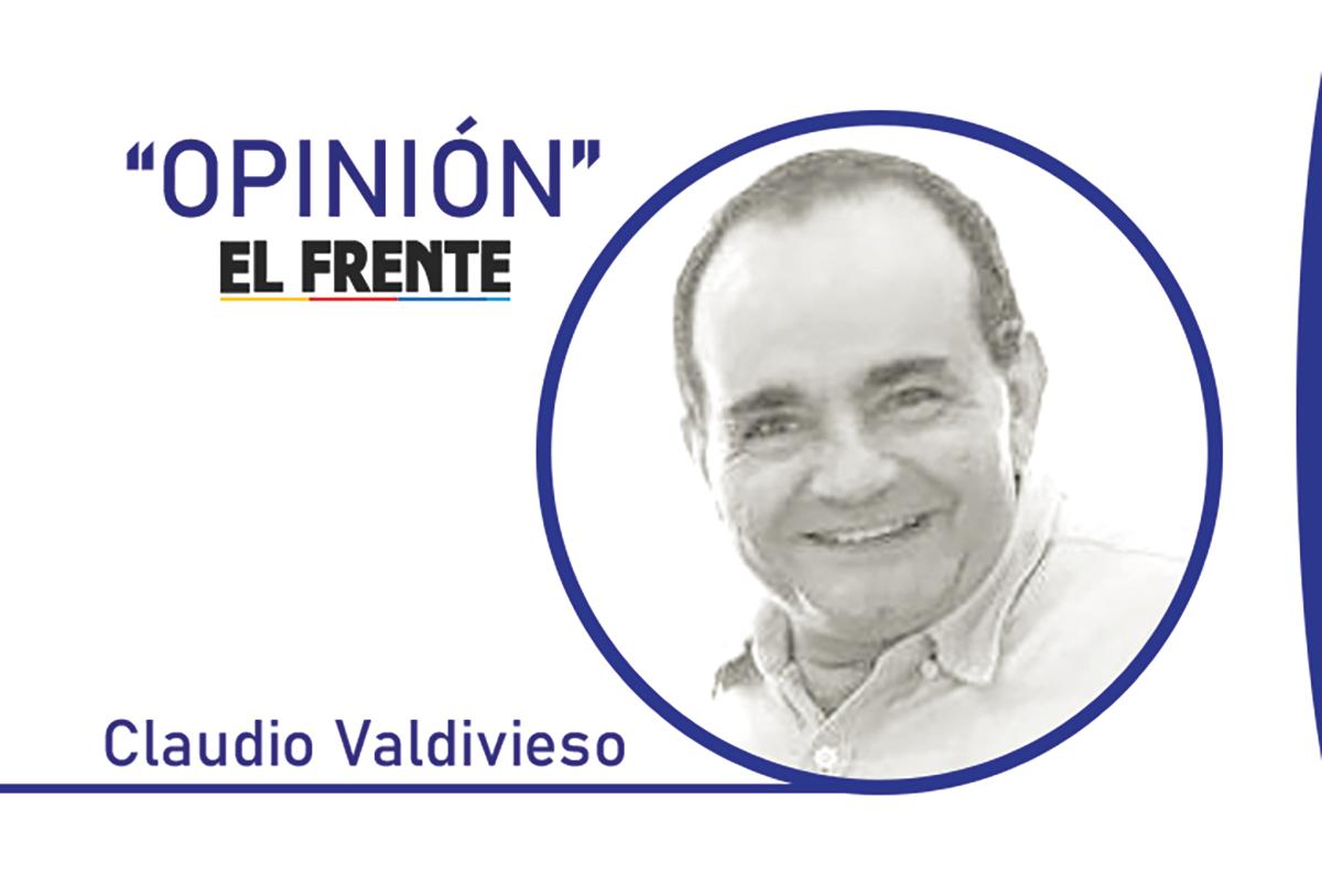 El reloj de don Manuel  Por: Claudio Valdivieso   EL FRENTE