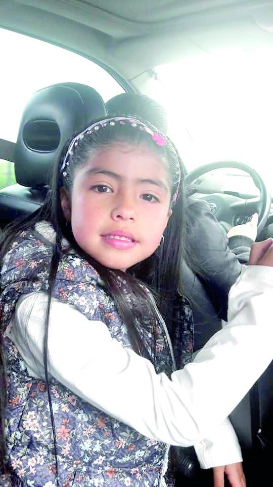 Cumpleaños feliz Sara Sofía Fino Jaimes | EL FRENTE