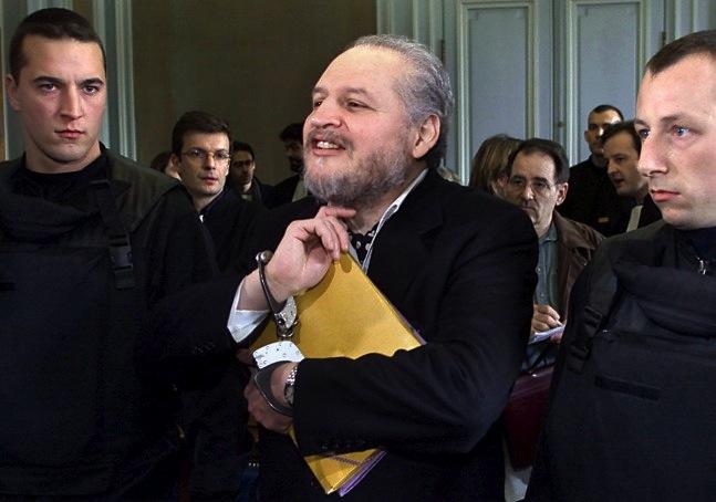 """""""El Chacal"""" vuelve a juicio en tribunales de Francia   foto   EL FRENTE"""