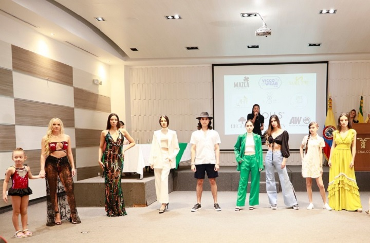 El mundo de la moda se reactiva con el BGA Santander Fashion Week en Cenfer | Economía | EL FRENTE