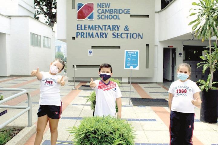 Colegio New Cambridge de Floridablanca es el mejor de Colombia   Santander   EL FRENTE