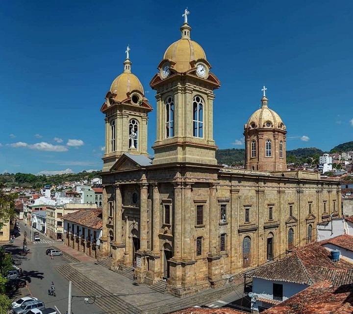 Bonos de SOLIDARIDAD para restaurar Basílica de El Socorro, Santander   Santander   EL FRENTE