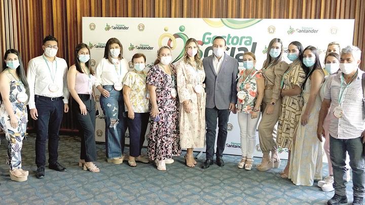 Segundo Encuentro de gestoras y gestores sociales en Santander   Santander   EL FRENTE