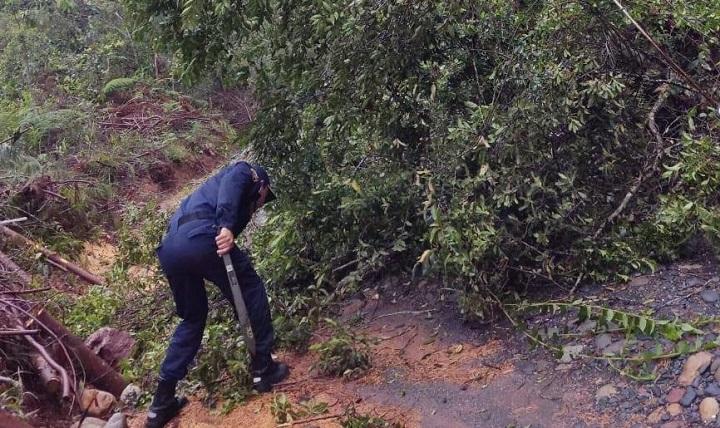Vigilancia constante por fuerte lluvias, deslizamientos y crecientes súbitas en Santander   Santander   EL FRENTE