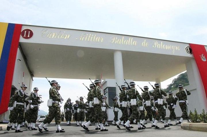 Joven fue herido por un soldado en las afueras del Cantón Militar Batalla de Palonegro, Bucaramanga   Santander   EL FRENTE