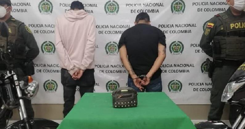 Raponeros de bolso en Quebradaseca fueron capturados   Local   Justicia   EL FRENTE