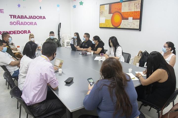 Reforzada la seguridad en Barrancabermeja con redes de apoyo para reportar y combatir los delitos   Santander   EL FRENTE