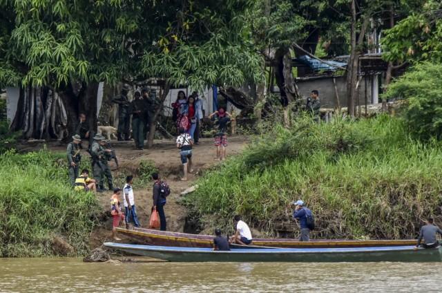 Por Venezuela cruzan rutas colombianas del narcotráfico   Colombia   EL FRENTE