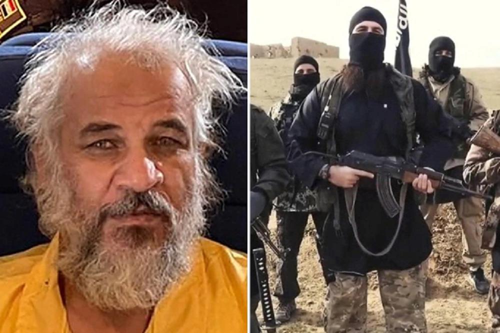 Detienen al segundo máximo comandante del ISIS | EL FRENTE