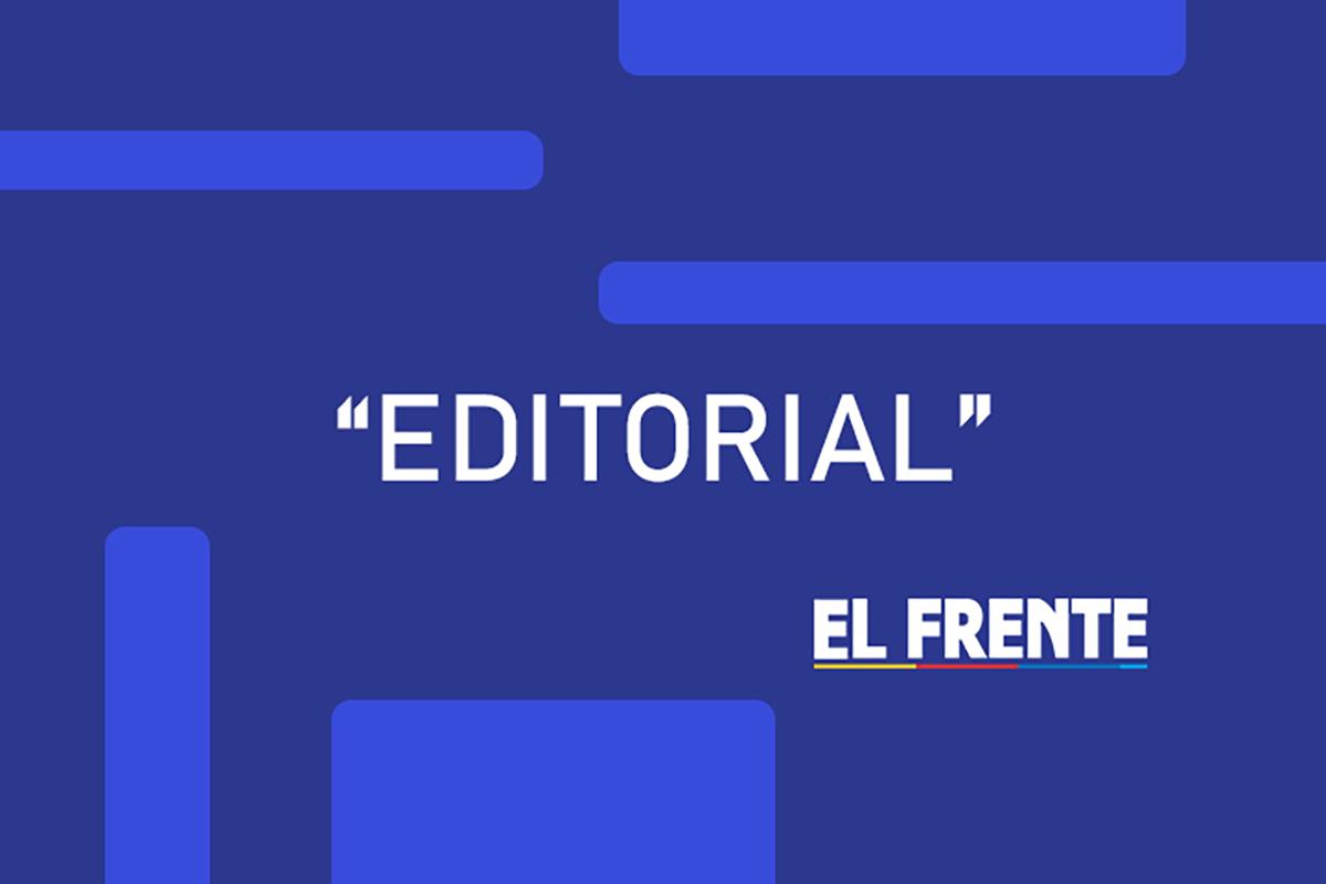 Rechazo a privatización de los servicios públicos   Editorial   Opinión   EL FRENTE