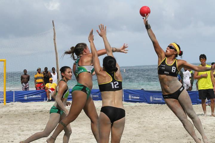 Se inician los IV Juegos de Mar y Playa | Nacional | Deportes | EL FRENTE