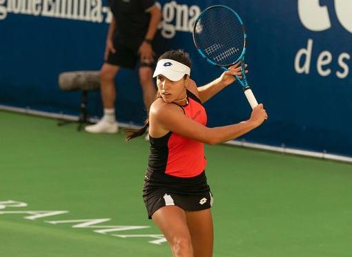 María Camila Osorio en semifinales del WTA de Tenerife | Nacional | Deportes | EL FRENTE