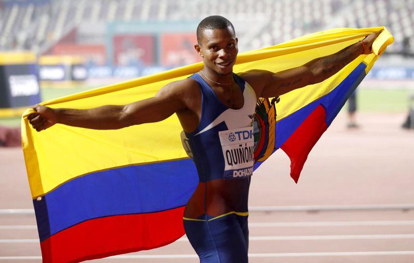 Asesinado a tiros el atleta olímpico Álex Quiñónez | Noticias | Mundo | EL FRENTE